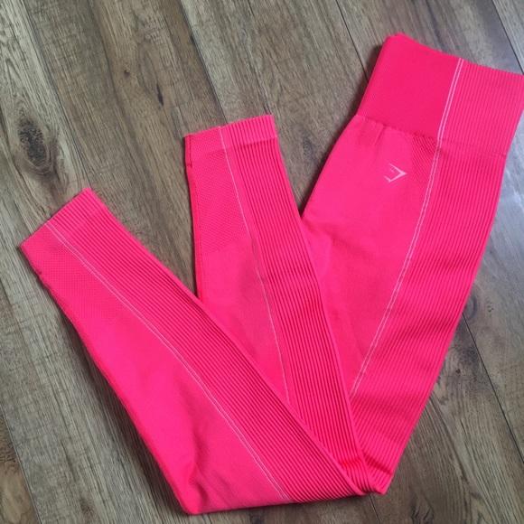 Gymshark ultra seamless -pink